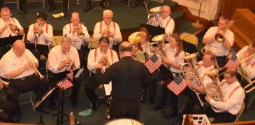 Frankfort Brass Band 2